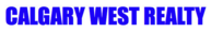 Calgary West Realty Logo